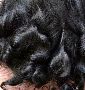 Zwart haar